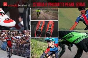 storia e prodotti per il ciclismo Pearl Izumi