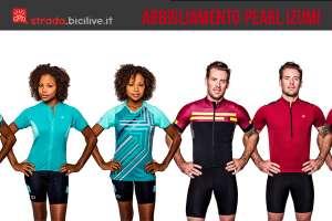 abbigliamento da ciclismo Pearl Izumi