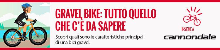 scopri le bici gravel come la Cannondale Slate