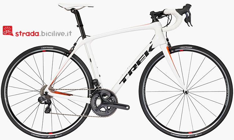 trek domane slr la nuova endurance bike per il 2017. Black Bedroom Furniture Sets. Home Design Ideas