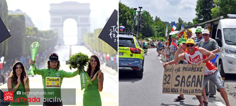 sagan maglia verde al tour de france 2016