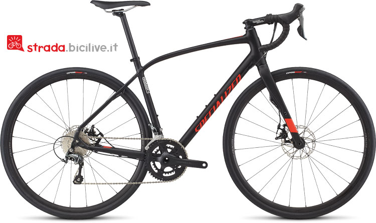Specialized Diverge-Elite Disc DSW 2017