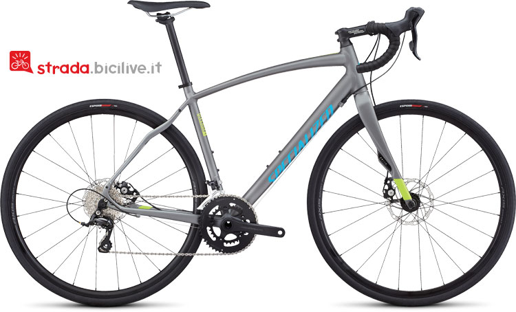 Specialized Diverge-Sport A1 Disc 2017