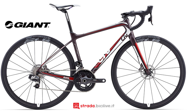 Giant Avail Advanced Pro 2017
