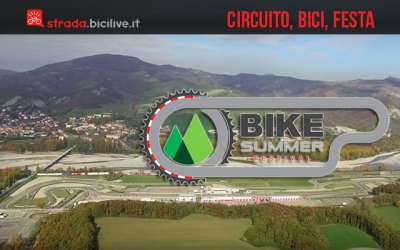 Bike Summer Festival 2016 dal 9 all'11 settembre