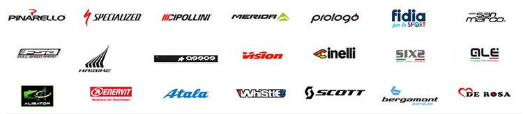 I brand e le aziende del settore ciclo presenti a Bike Summer Festival 2016