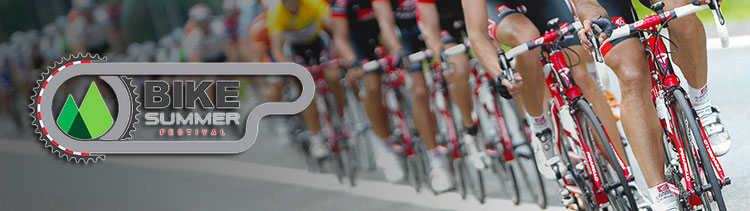 Al Bike Summer Festival 2016 ci sono ben 6 gare a cui partecipare