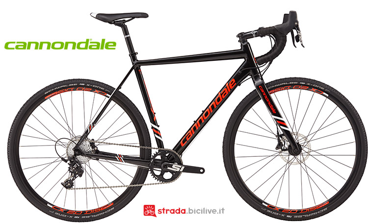 Cannondale CAADX Apex 1