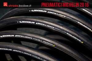 guida pneumatici bici da strada michelin 2016