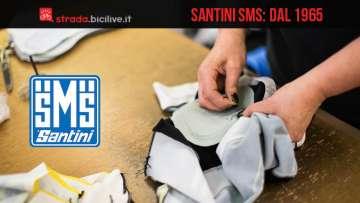 Foto di copertina dell'articolo BIO dedicato al brand Santini SMS: Santini Maglificio Sportivo