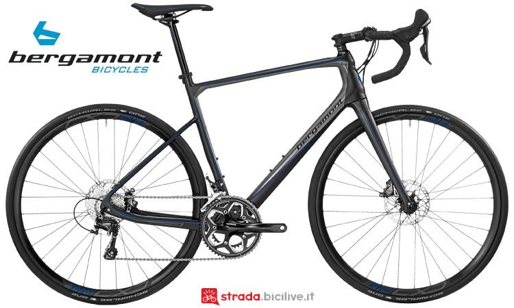 Bergamont Prime Grandurance 8.0 in fibra di carbonio ad alto modulo