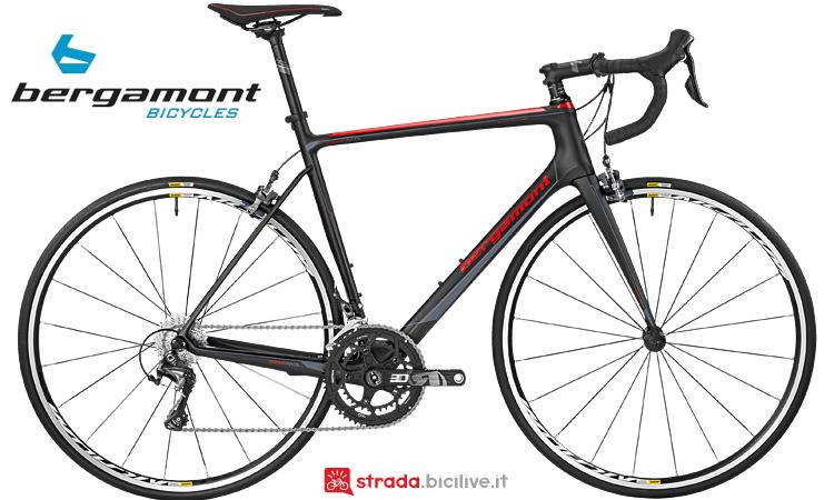 BDC Bergamont Prime Race in carbonio