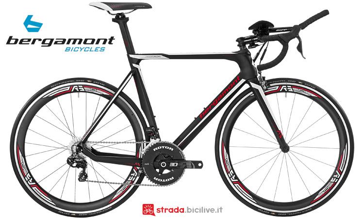 Bergamont Prime RS Tri in carbonio