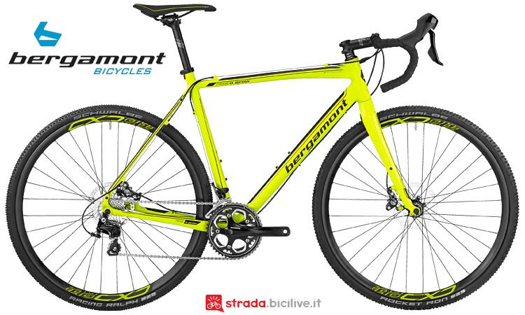 bici da ciclocross Bergamont Prime CX Edition