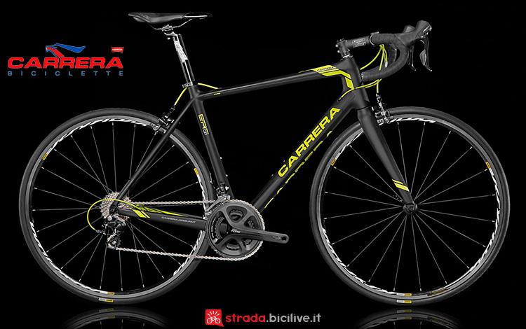 bici per lunghe distanze Carrera ER-01
