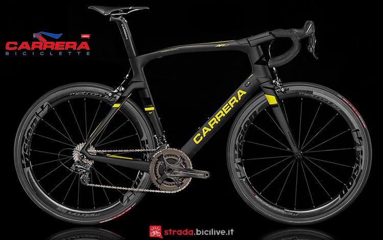 bici da corsa top di gamma Carrera Podium AR-01
