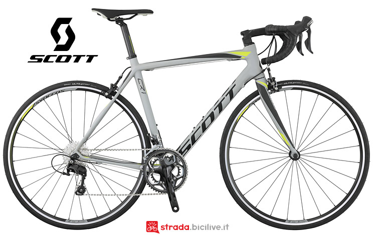Scott CR1 30 dal catalogo 2017