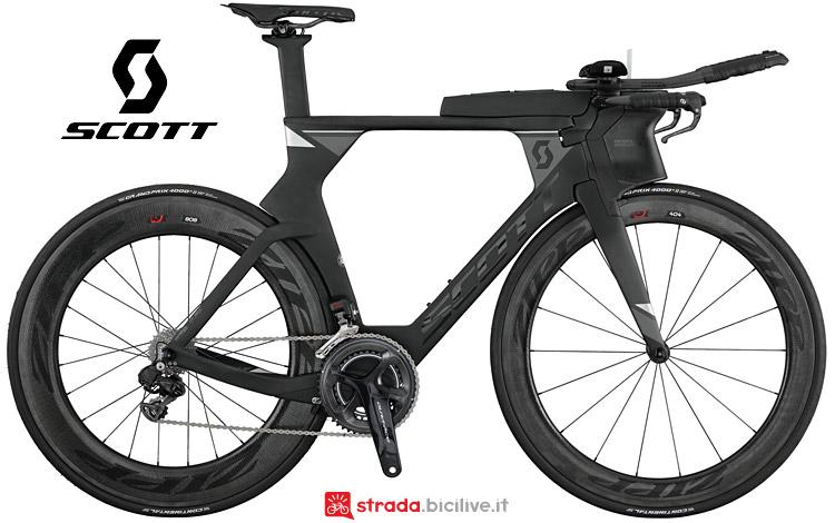 bici da triathlon Scott Plasma Premium