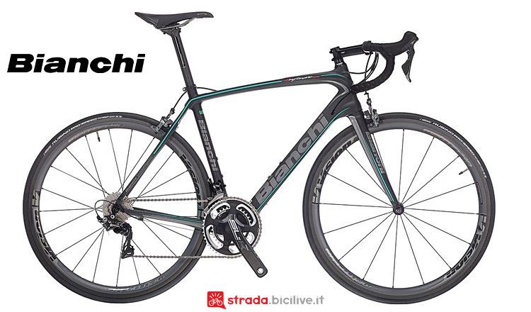 bici da endurance Bianchi Infinito