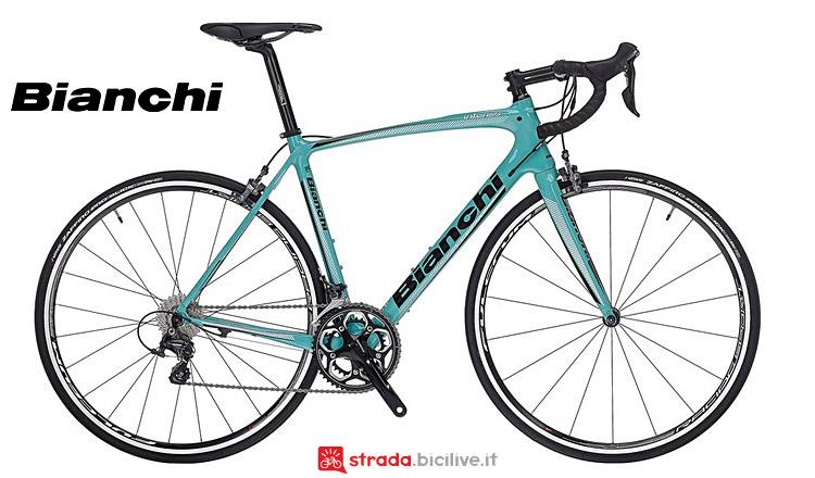 bici Bianchi Intenso dal catalogo 2017