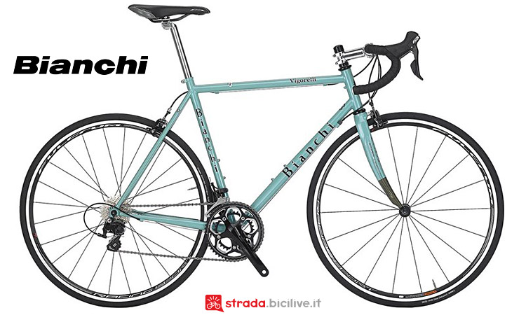 bici allroad gravel Bianchi Vigorelli