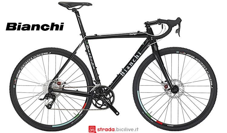 bicicletta ciclocross Bianchi Zurigo