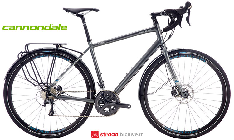 Cannondale Touring Ultimate dal catalogo 2017