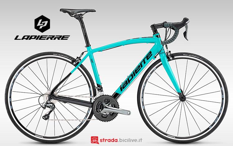 bici da corsa da donna Lapierre Audacio 300 W