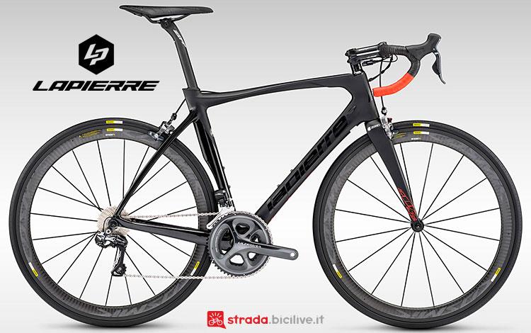 Bicicletta Lapierre Aircode SL 700 Ultimate