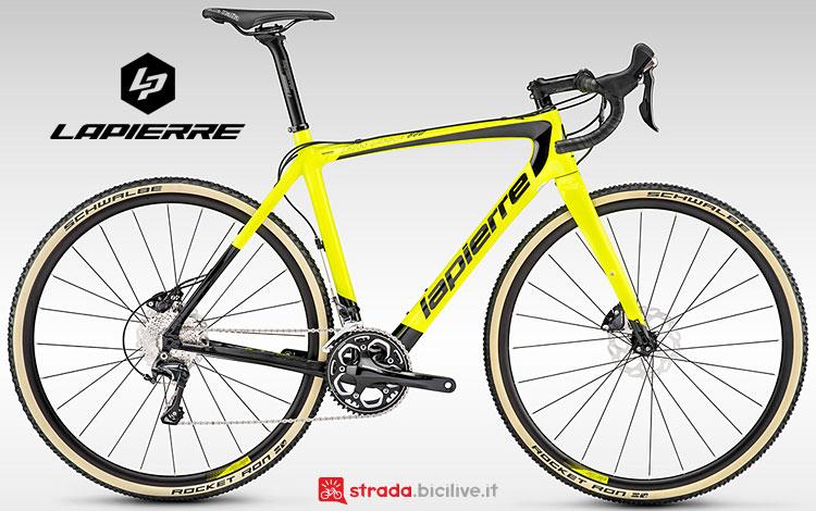bici da ciclocross Lapierre Cyclocross CX Carbon 600