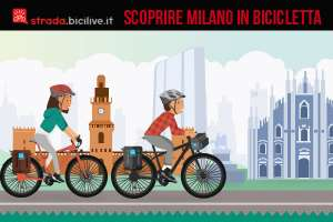 consigli per scoprire milano in bicicletta