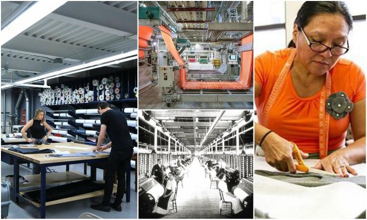 sviluppo e ricerca nei laboratori Polartec