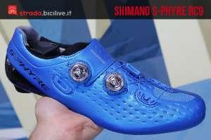 Scarpe da ciclismo su strada Shimano S-Phyre RC9
