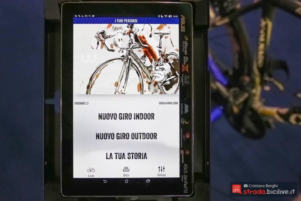 Foto della schermata dell'app Wiva