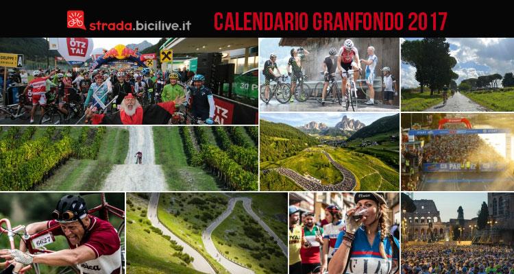 Calendario Granfondo 2020.Calendario Completo Granfondo Ciclismo 2017