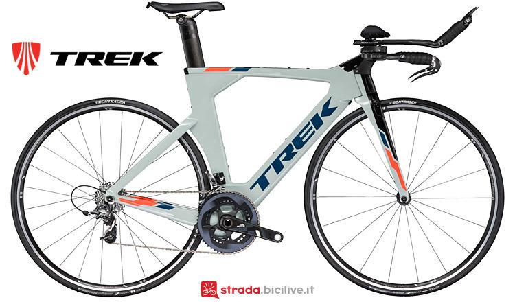 bici da triathlon in carbonio Trek Speed Concept 7.5