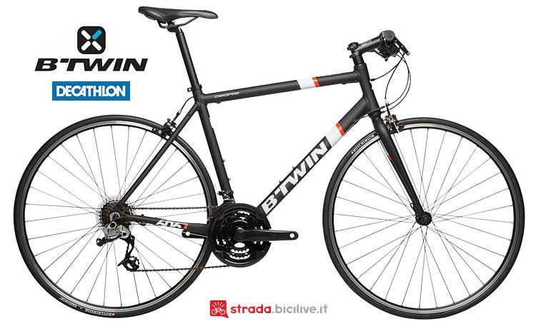 bici entry level Triban 500 FB decatlhon