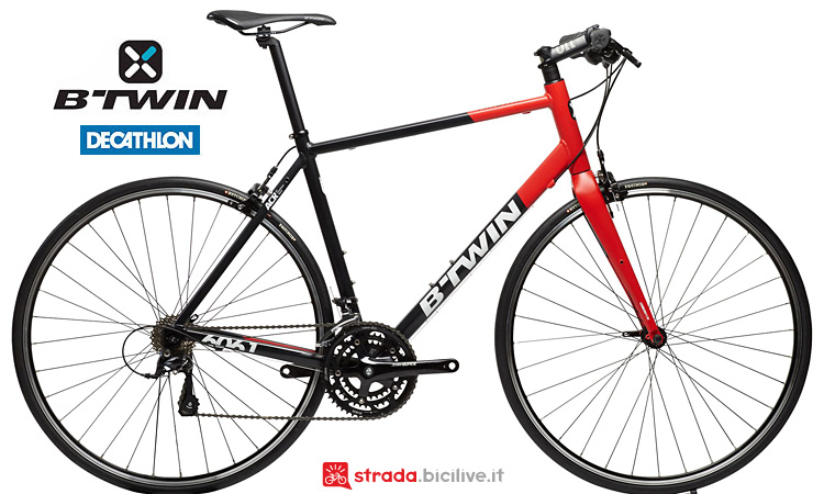 bici da strada Triban 520 FB b'twin