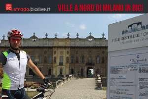 itinerario in bici let1 a nord di Milano