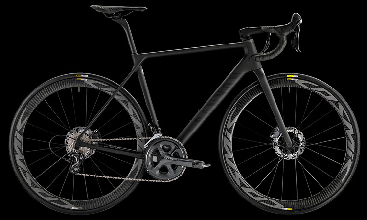 Bici da corsa con freni a disco Canyon Ultimate CF SLX Disc
