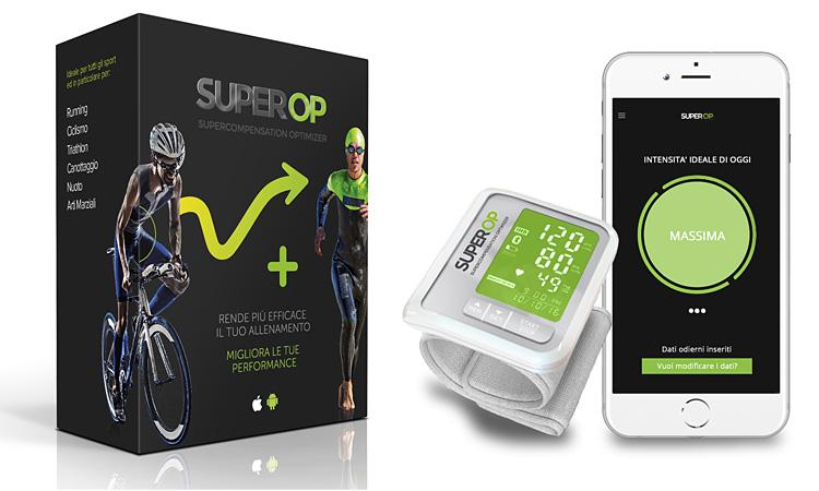box misuratore e app superop