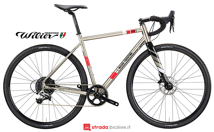 Gravel bike Wilier Jaroon