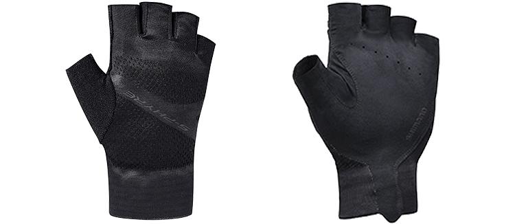 guanti da ciclismo della linea di abbigliamento Shimano S-Pyhre 2017