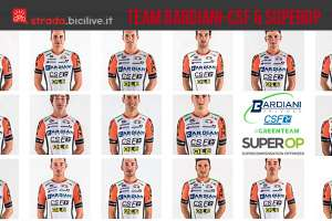 team bardiani csf 2017 con superop