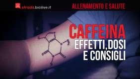 caffeina e performance sportiva