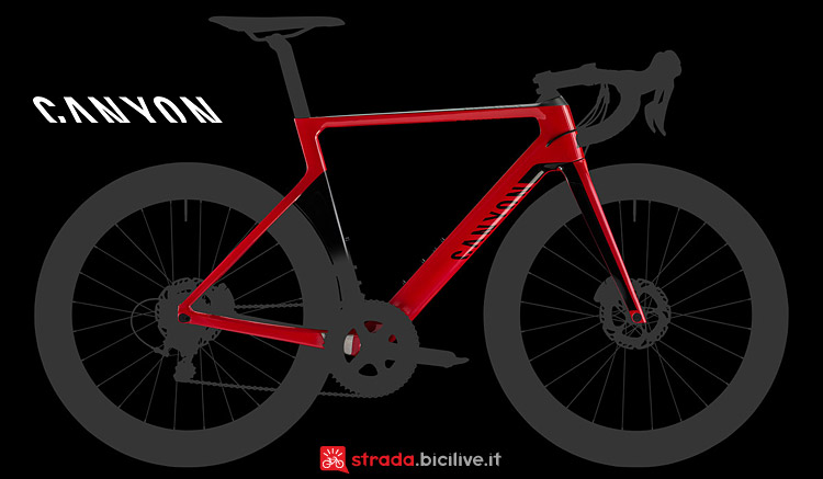 Canyon Aeroad CF SLX Disc 9.0 2017