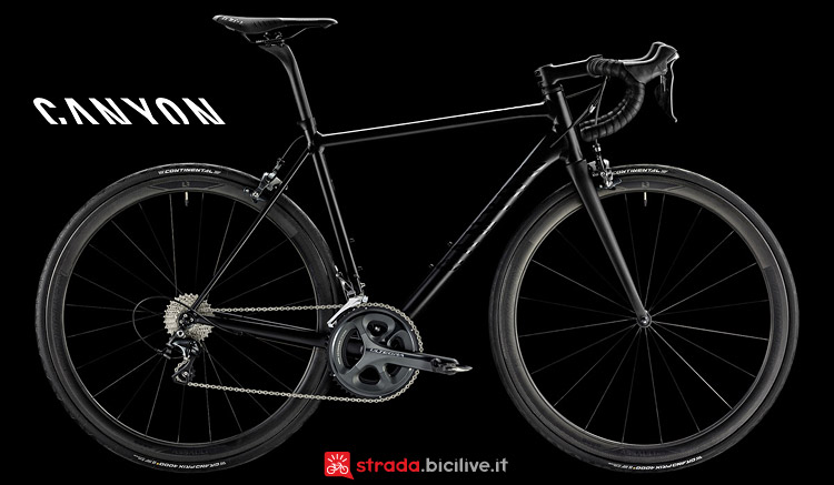 Canyon Ultimate AL SLX 9.0 Aero