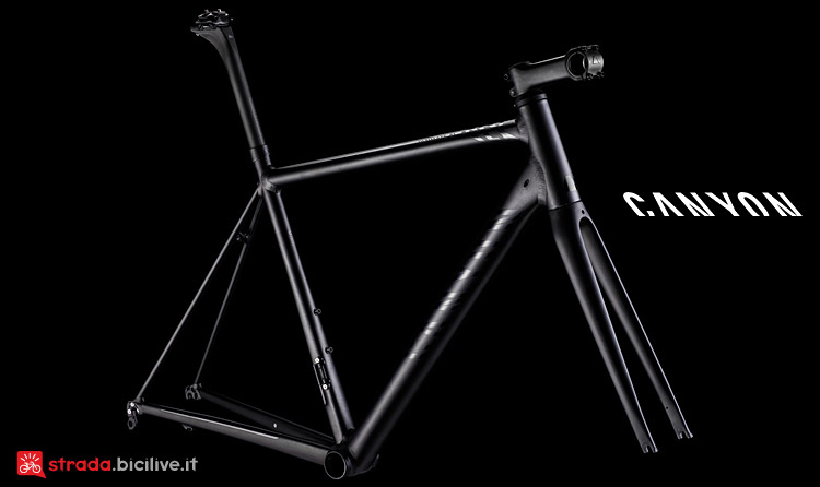 Telaio Canyon Ultimate AL SLX Mechanical