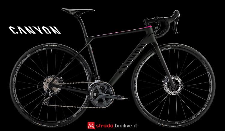 Canyon Endurace WMN CF SL Disc 9.0 bici da corsa da donna