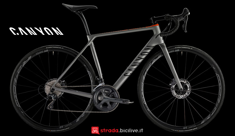Canyon Endurace CF SL Disc 9.0